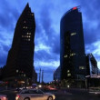 Potsdamer Platz, Berlino, Time Lapse — Video Stock #65432399