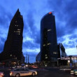 Potsdamer Platz, Berlijn, time-lapse — Stockvideo #65433127