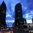 Potsdamer Platz, Berlijn, time-lapse — Stockvideo #65433771