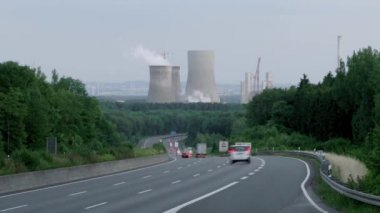 Highway, Germany — Стоковое видео