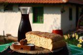 Domestic bread — Stock Photo