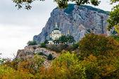 Foros Church in Crimea. — Stock Photo