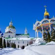 Pochaev lavra.  View from holy gate. — Stock Photo #69560879
