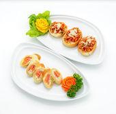 International food — Stock Photo