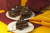 Cake dessert pie — Stock Photo