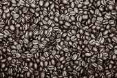 Vintage color coffee background — Stock Photo