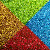 Colorful crystal sand background — 图库照片