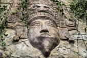Mayan God — Stock Photo