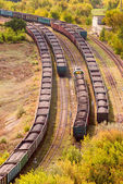 Coal train 2 — Stock Photo