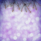Colorful Christmass background — Stock Photo