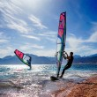 Windsurfing — Stock Photo #69961105