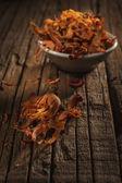 Phool pata, Myristica fragrans — Stock Photo