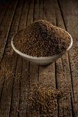 Carom. Thymol seed — Stock Photo