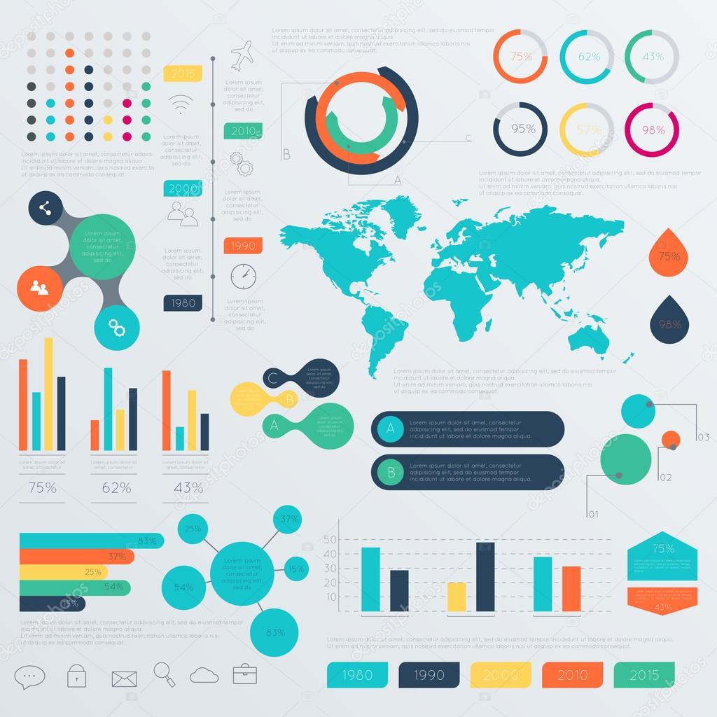 Infographic design and purpose