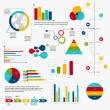 Timeline Infographic Design Templates — Stock Vector #80471386