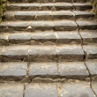 Old granite staircase — Stock Photo #68939539