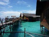 Kapalai Resort, Sabah, Malaysia — Stock Photo