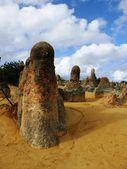 Pinnacle in Nambung national park — Stockfoto