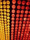 Spring festival lanterns — Stock Photo