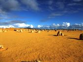 Pinnacle in Nambung national park — Stock Photo