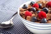 Diet friendly breakfast — Stock Photo