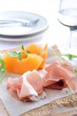 Tasty Italian appetiser — Stock Photo