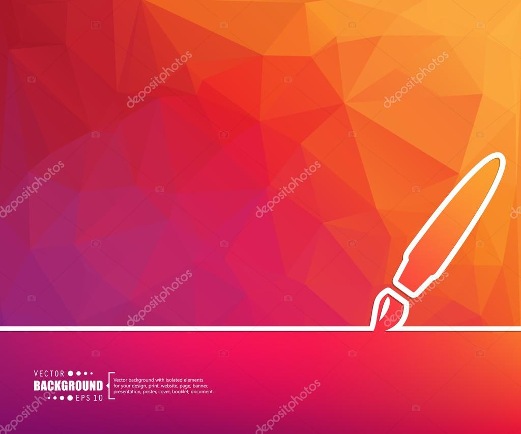 abstract vector background for web and mobile app illustration for web and mobile app illustration template design creative business info graphic brochure banner presentation concept poster cover booklet