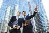 Mensen uit het bedrijfsleven vergadering — Stockfoto