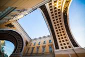 Architectuur van Sint-petersburg — Stockfoto