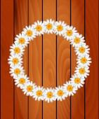 Ομορφιά floral εικονογράφηση. Floral φόντο. — Διανυσματικό Αρχείο