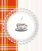 Menu for cafe, bar, restaurant, coffeehouse — Stock Vector