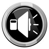 Speaker Volume icon — Stock Vector