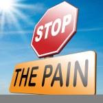 Постер, плакат: Pain killer