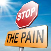 Pain killer — Stock Photo