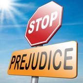 No prejudice — Stock Photo