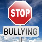 Stop bullying  — Stockfoto