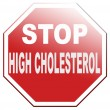 High cholesterol — Stock Photo #71414449