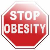 No obesity — Stock Photo