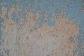 Vieja luz azul la madera contrachapada. Textura — Foto de Stock