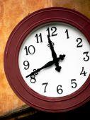 Clock in Rome — Stock Photo