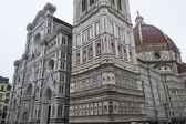 Duomo with Giotto Campanile in Florence — Foto de Stock
