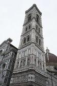 Giotto's Campanile - Bell Tower — Foto de Stock