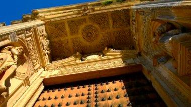 Cartuja monastery, Jerez de la Frontera — Stock Video