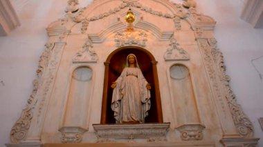 Cartuja monastery, Jerez de la Frontera — Vídeo de Stock