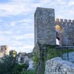 Castle Jimena de la Frontera, Cadiz, Spain — Stock Photo #71637845