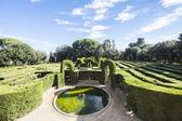 Labyrinth Park of Horta, Barcelona, Spain — Stock Photo
