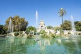 Ciudadela Park, Barcelona, Spain — Stock Photo