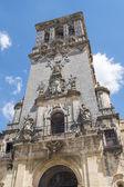 Church of Santa Maria de la Asuncion, Arcos de la Frontera, Spai — Stock Photo