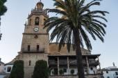 St. Mary Major oder Ronda Kathedrale, Malaga, Spanien — Stockfoto
