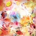 Floral autumn design — Stock Photo #64806753